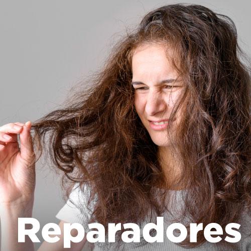 Productos Reparadores Capilares